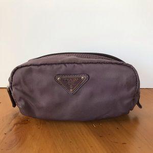 ... official prada bags prada nylon makeup cosmetic bag 226b5 8a3c6 c11877f86e1eb